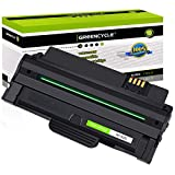 GREENCYCLE 1 Pack High Yield Black Toner Cartridge Replacement Compatible for Samsung 105L MLT-D105L MLT D105L use in ML-2525W ML-2545 ML-1915 SCX-4623FW SCX-4623FN SF-650 SF-650P Printer