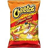 Cheetos Crunchy Flamin Hot 8 oz