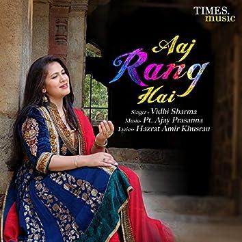 Aaj Rang Hai - Single