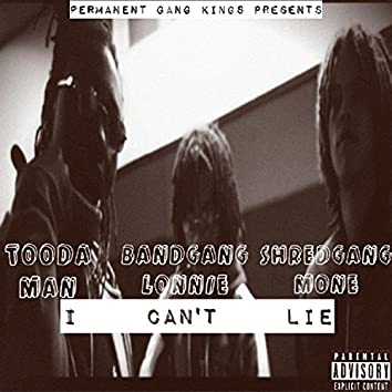 I Can't Lie (feat. BandGang Lonnie Bands & ShredGang Mone)
