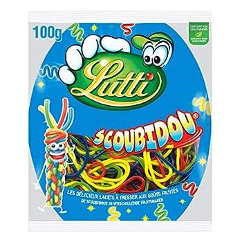 Lutti Scoubidou Bonbons 100 g L0117700