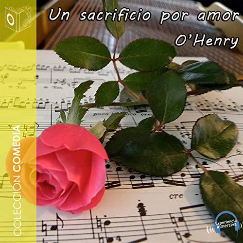 Page de couverture de Un sacrificio por amor [A Sacrifice for Love]
