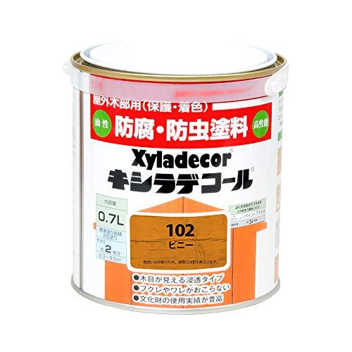 大阪ガスケミカル株式会社 キシラデコール ピニー 0.7L