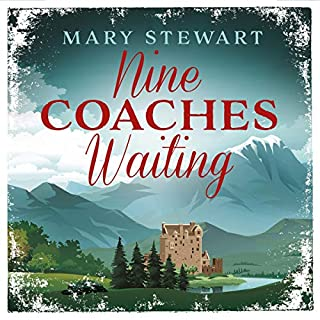 Nine Coaches Waiting audiobook cover art