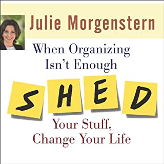 When Organizing Isn't Enough audiobook cover art