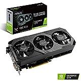 ASUS TUF Gaming X3 GeForce GTX 1660 Super OC Edition 6 GB GDDR6, Scheda Video Gaming, Diss...