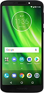 "Motorola Moto G6 Plus - 64GB - 5.9"" FHD+, Dual SIM 4G LTE GSM Factory Unlocked Smartphone International Model XT1926-7 (Deep Indigo)"