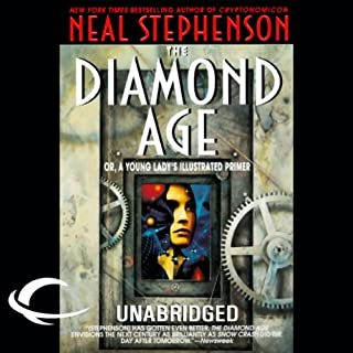 The Diamond Age cover art