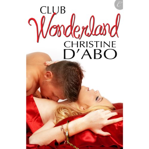 Club Wonderland audiobook cover art