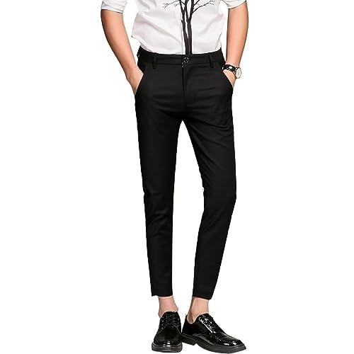 4b55ce59 Men's Skinny Dress Pants: Amazon.com