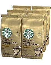 Starbucks Roast Ganze Kaffeebohnen, Dunkle Röstung, (6 X 200G)