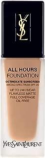 YVES SAINT LAURENT All Hours Full Coverage Matte Foundation SPF 20 25ml # BD50 Warm Honey
