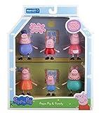 Peppa Pig and Family Figure Grandpa Granny...