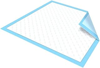 Ultra Absorbent Disposable Bed Pads with Adhesive - 36 x 36 - Extra Thick Underpads for Bedwetting, Incontinence, Furnitur...