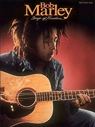 Partition : Marley Bob Songs Of Freedom P/V/G