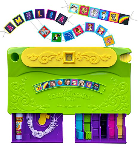 Choose Friendship, My Image Bracelet Maker Kit, Jewelry Maker Kit for Kids, 100 items