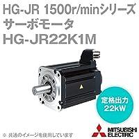 三菱電機 HG-JR22K1M サーボモータ HG-JR 1500r/minシリーズ 200Vクラス (低慣性・大容量) (定格出力容量 22kW) (慣性モーメント 489J) NN