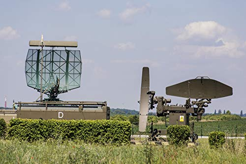 Lowest Price! Posterazzi PSTTZG100752MLARGE Approach Radar and ILS at Czech Air Base Photo Print, 24...