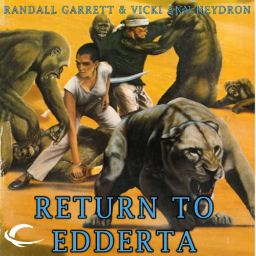 Return to Eddarta audiobook cover art