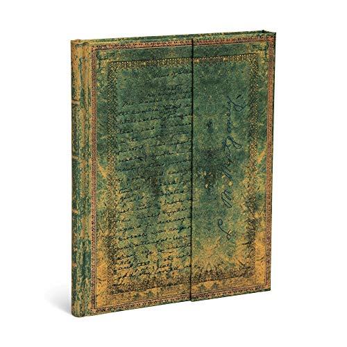 Paperblanks - Faszinierende Handschriften L. M. Montgomery Anne auf Green Gables - Notizbuch Ultra Liniert (Embellished Manuscripts Collection)
