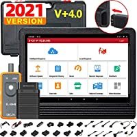 Launch X431 V+ (Upgraded Version of X431 V PRO) Bi-Directional Scanner Full Systems Diagnostic Scan Tool 31+ Reset...