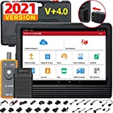 Launch X431 V+ (Upgraded Version of X431 V PRO) Bi-Directional Scanner Full Systems Diagnostic Scan Tool 30+ Reset Functions Key Programming, Variant Coding, AutoAuth for FCA SGW, 2 Years Update