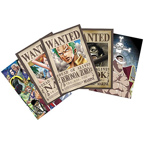 ABYstyle - ONE PIECE - Cartes postales - Set 2 \