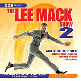 The Lee Mack Show cover art