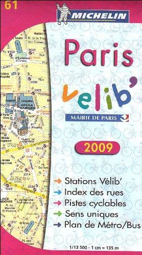 Paris velib' : 1/13 500