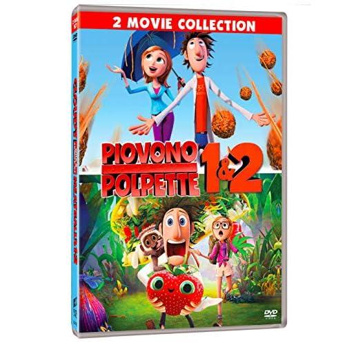Piovono Polpette 1 & 2 (Box 2 Dvd)