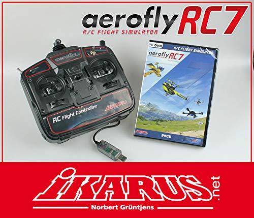 IKARUS aeroflyRC7 PROFESSIONAL s...