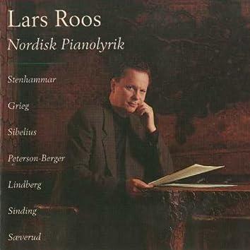 Nordisk Pianolyrik