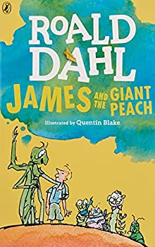 Paperback James and the Giant Peach Book