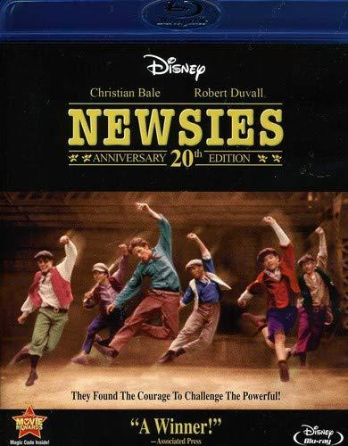 Newsies: 20Th Anniversary [Edizione: Stati Uniti] [Reino Unido] [Blu-ray]