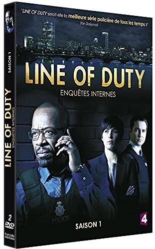 511iGE3+M0S. SL500  - Line of Duty, saison 1 : Corruption sous pression