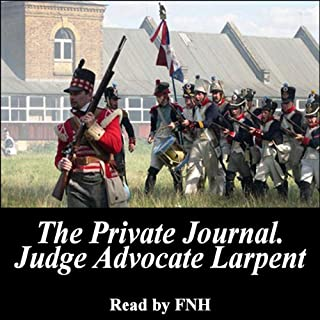 The Private Journal of Judge-Advocate Larpent cover art