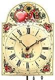 Alemán Shieldclock 1 día de movimiento de 12,5 15,5 cm - Auténtico reloj de cuco...