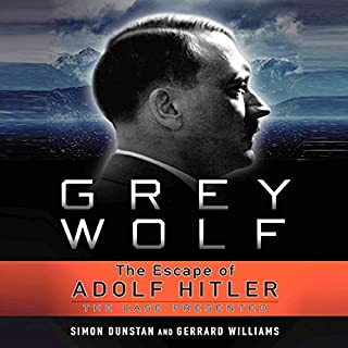 Grey Wolf audiobook cover art