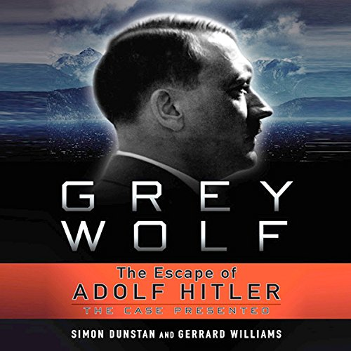 Couverture de Grey Wolf