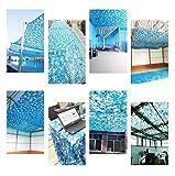 Camouflage Soleil Filet De Camouflage Bleu Marine, 4x5m De Tissu De Camouflage En Tissu Oxford, Abri De Voiture Militaire, Camouflage, Camping, Chasse, Tir, Caché, Halloween, Piscine, Écran Solaire, F