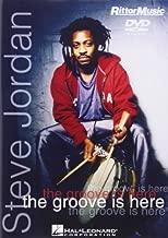 Steve Jordan - The Groove is Here by Steve Jordan