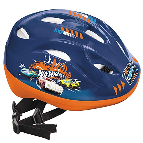 Mondo Toys - Casco Bici per bambini Design Hot Wheels - 28506