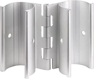pvc pipe hinge joint