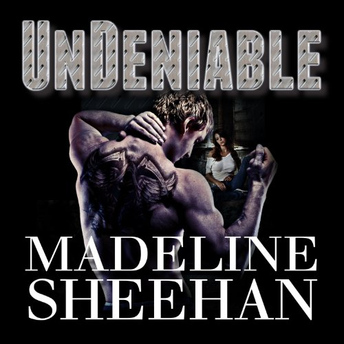 Undeniable audiobook cover art
