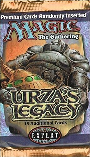 descuento online Magic the Gathering Card Card Card Game Urzas Legacy Booster Pack by Wizards of the Coast  el mejor servicio post-venta