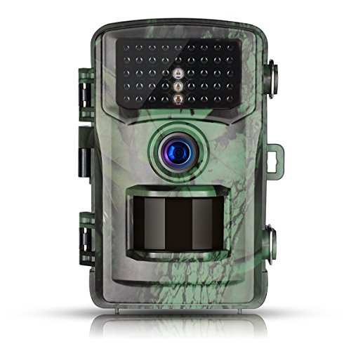 Trail Game Camera, Toguard 12MP 1080P Wildlife Scouting Hunting Camera with 75ft/22M Infrared Night...