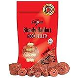 Carp Zoom PELLETS Bloody Halibut - 150, 20, Strawberry