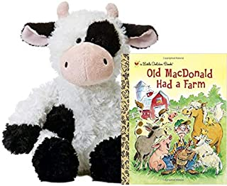 """Aurora - Tubbie Wubbie - 12"""" Tubbie Wubbies- Cow Collection (Gift Set)"""