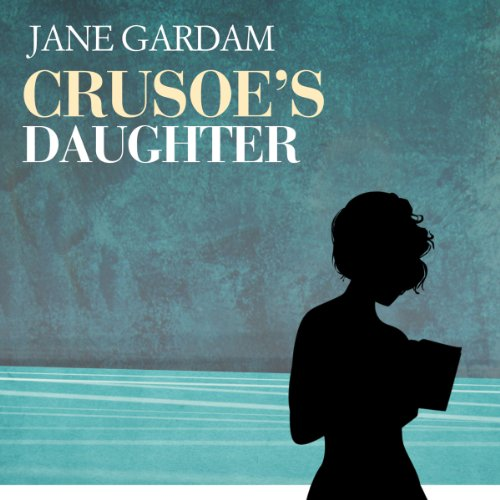 Crusoe's Daughter audiobook cover art