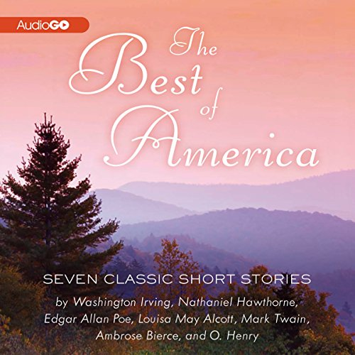 The Best of America audiobook cover art